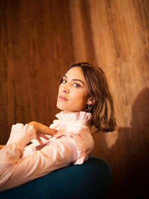 Preview Alexa Chung's Ridiculously Cute New Collab