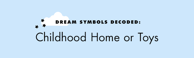 """""""Dreams where we're in a familiar place—and oftentimes, that's represented by a childhood home or a home—really mean that you're going down into the unconscious,"""" explains Dr. Stout. """"And the..."""