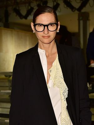 See the Gorgeous Custom Bridal Shoes Jenna Lyons Designed