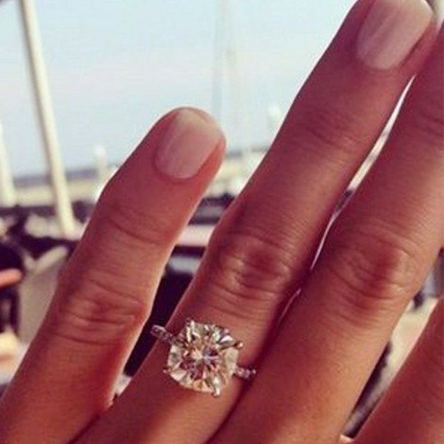 Engagement Ring Photos That Blew Up on Pinterest
