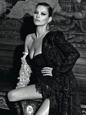 First Look: Kate Moss's Sultry Spread for AnOther Magazine
