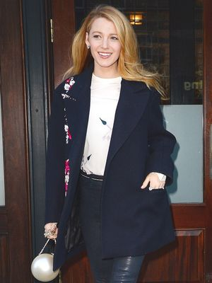 Blake Lively's Secret to Relieving Pain From Heels