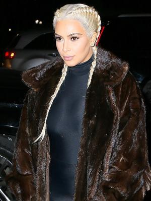 Kim Kardashian Just Shared an Adorable First Photo of Saint West