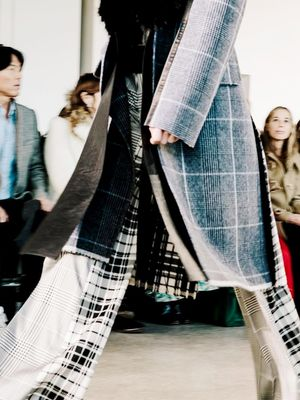 Calvin Klein Will Make You Mad for Plaid