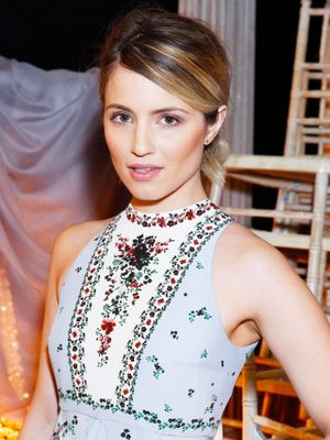 First Look: Dianna Agron's Gorgeous Engagement Ring