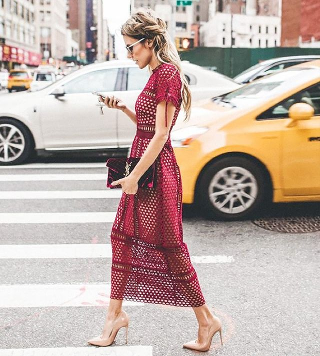What It Takes To Create The Perfect Instagram According To Fashion Bloggers Whowhatwear