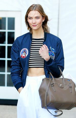 Karlie Kloss Is Obsessing Over These Pants