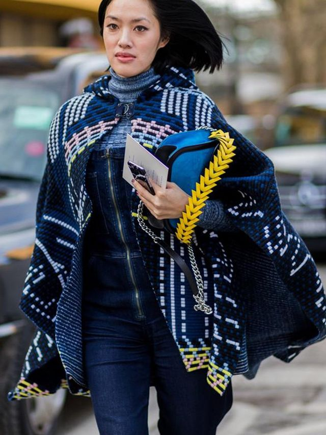 The Latest Street Style From London Fashion Week. by Anna LaPlaca. Fashion month is now well underway at its second stop of the season: London. To ensure you have around-the-clock insight for what the editors, bloggers, and celebrities are wearing to and from the spring shows.
