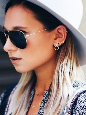 Listen Up—The Latest Ear Piercing Trends Are Here