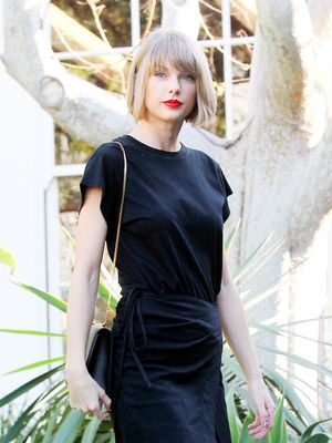 Taylor Swift's Latest Look Really Surprised Us