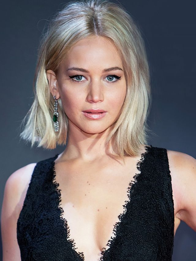 Hairstyle Pics : Copy That: A Jennifer Lawrence Hairstyle for Every Day of the Week ...