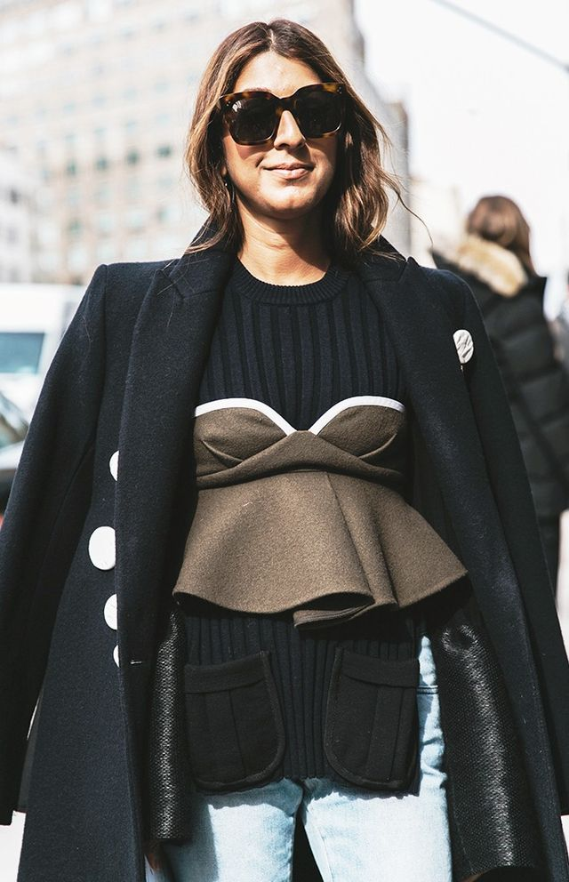 Wearing Your Bra Over Your Top Is Now Normal Practice