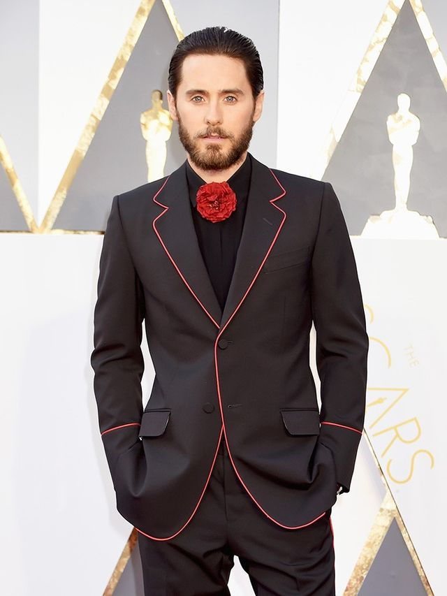 Jared Leto Brought the Designer of His Gucci Suit to the ...