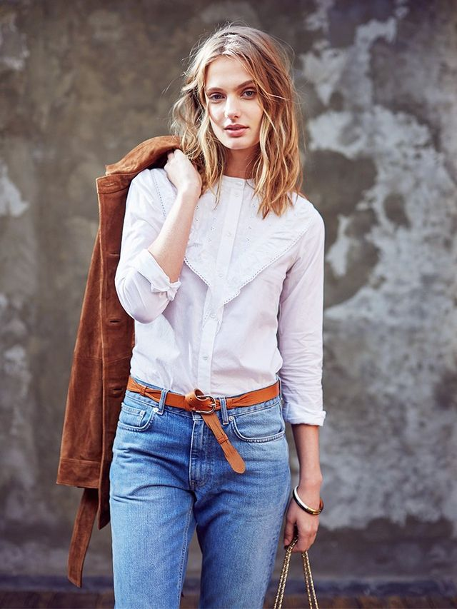 How French Girls Really Dress, According to a Parisian ...