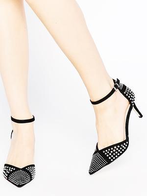 Love, Want, Need: ASOS's Studded Kitten Heels