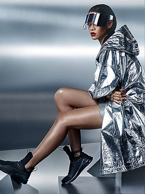 Rihanna's New Puma Shoes Will Definitely Sell Out