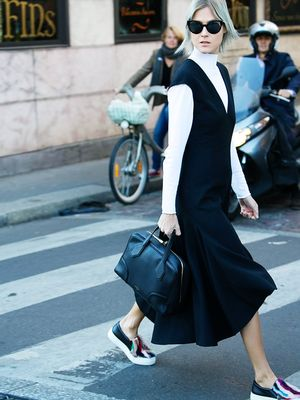These Ingenious Pre-Styled Dresses Save Your Sanity and Your Mornings