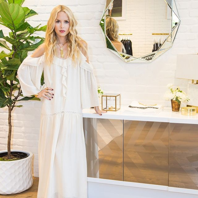 Inside Rachel Zoe's Glamorous New L.A. Pop-Up