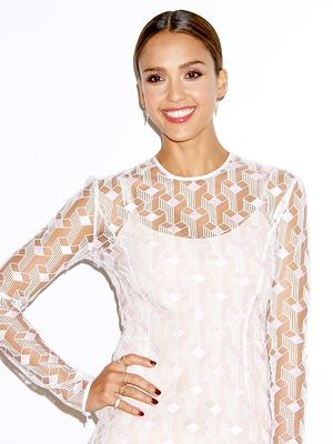 Exclusive: Jessica Alba Shares Her Diet and Fitness Secrets