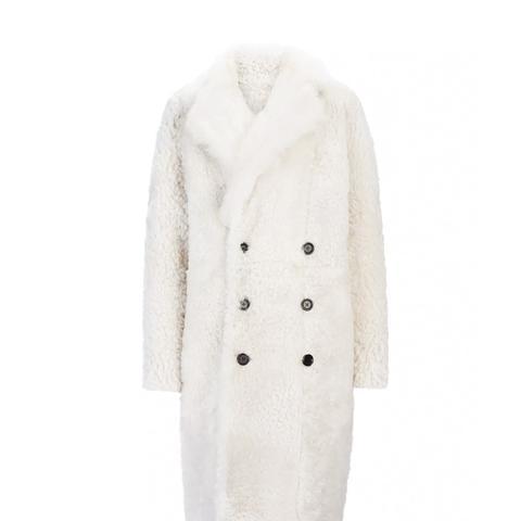Reversible Island Merinos Elena Sheepskin Coat