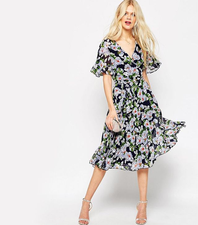 Have a wedding to attend 15 cute dresses you 39 ll actually for Dresses to wear when attending a wedding