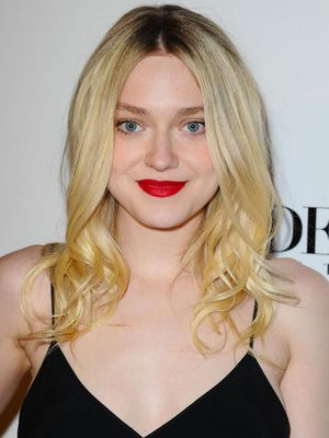 We're Super Into Dakota Fanning's Edgy New Shoot