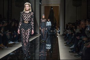Watch the Balmain Fall Runway Show!