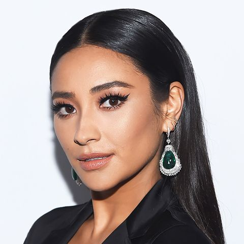 This Anti-Aging Foundation Is the Secret to Shay Mitchell's Poreless Skin