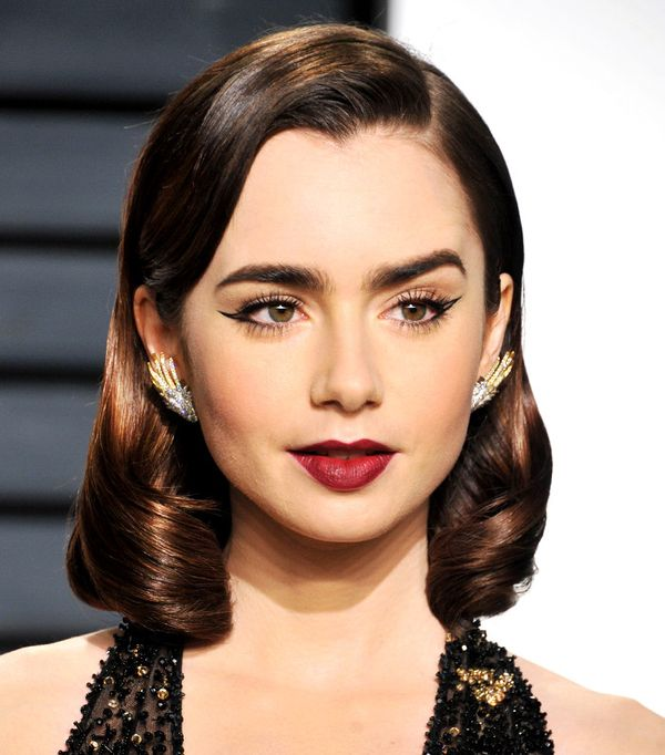 lily-collins-vanity-fair-oscars-party