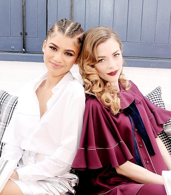 Zendaya and Jaime King