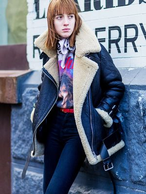 The New Model Who's Quickly Becoming a Street Style Star
