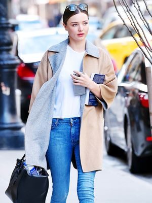Miranda Kerr Just Borrowed a Piece From Kendall Jenner's Closet