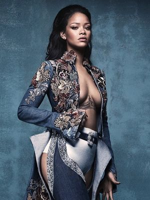 Rihanna Is British Vogue's April Cover Star