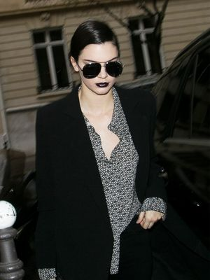 Kendall Jenner Looks So Different for Her First Dior Runway Show
