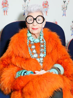 Iris Apfel's Quirky New Exhibit Is Every Fashion Girl's Dream