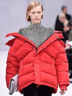 "The Balenciaga Runway Debut Vogue's Calling ""Sensational"""