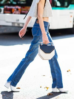 The Denim That's In and Out for Spring, According to Experts