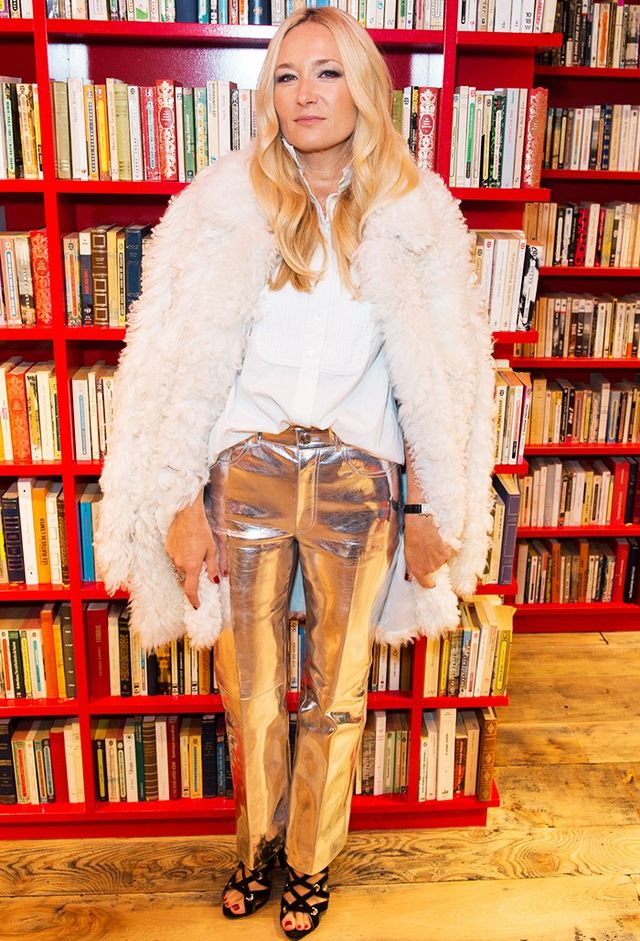 Who: Julie de Libran What: Fashion designer and artistic director at Sonia Rykiel Wear:Those in the industry think Julie is about as cool as they come—that's plain to see in the way...