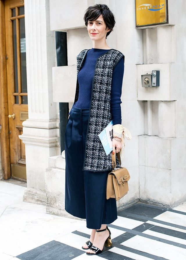 Who: Violaine Bernard What: Stylist, marketing guru and street style favourite of Tommy Ton and Garance Doré Wear: Violaine is cute, cute, cute. She wears sweet clothes in the sweetest...