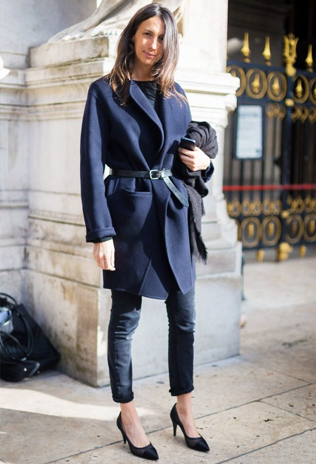 Ooh La La 13 French Girls You Should Look To For Perfect Parisian Style Whowhatwear Uk
