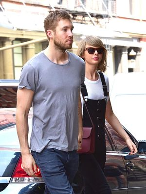 Calvin Harris Gave Taylor Swift the Sweetest Anniversary Gift