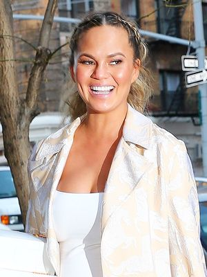Chrissy Teigen Had the Cutest Princess-Themed Baby Shower