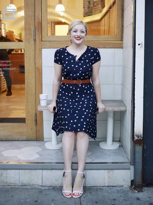 How to Add a Modern Twist to Polka Dots This Spring