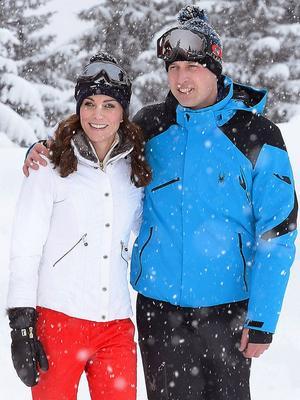 Inside the Royal Family's Stylish Ski Trip