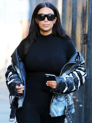 News Flash: Kim Kardashian Just Joined Snapchat