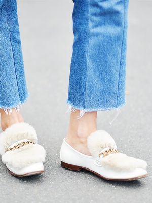 An Easy Trick to Make Your Vintage Jeans Feel Fashion-Forward