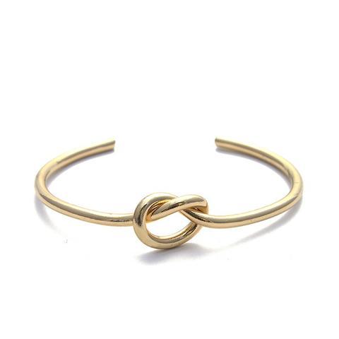 Knot Cuff Bracelet