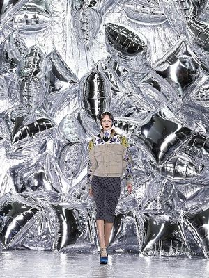 The Most Magical Set Designs From Fashion Month