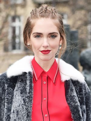 The 7 Coolest Braids Spotted at Paris Fashion Week