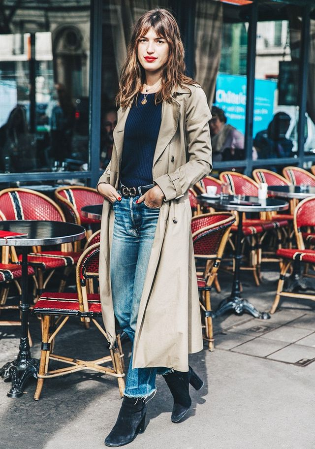How to Dress Like a Parisian, According to a French Designer